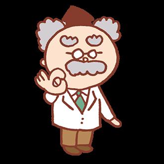 ハチ助博士