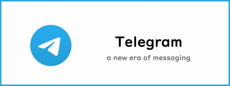 Telegram(テレグラム)のバナー